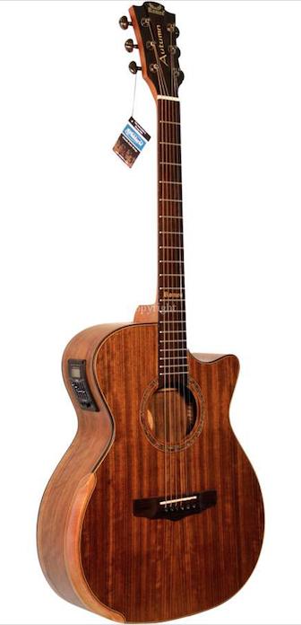 4 �ǤԴ���͡ �յ������� (Acoustic Guitar)