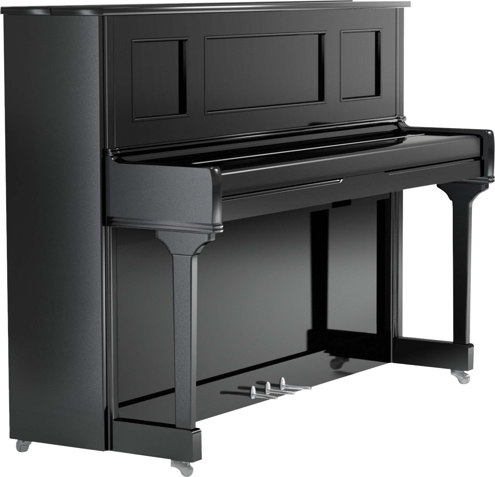 เปียโน Upright Piano Harrodser H-5 Spec