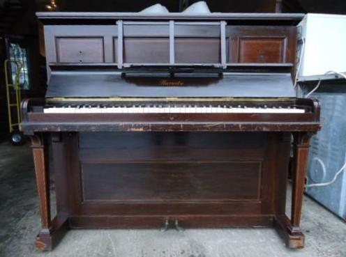 ประวัติ เปียโน HARRODSER PIANO since 1840
