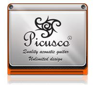 กีต้าร์โปร่ง Picusco สร้างสีสัน ในวัยฝัน