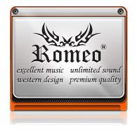 �յ������� Romeo Luxuries Solid Guitar