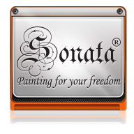 อูคูเลเล่ Sonata Printing for your freedom
